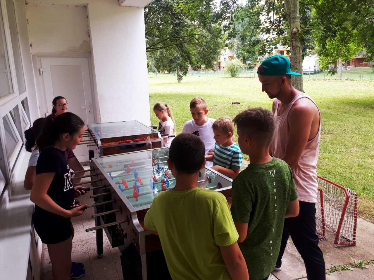Hrajúce deti