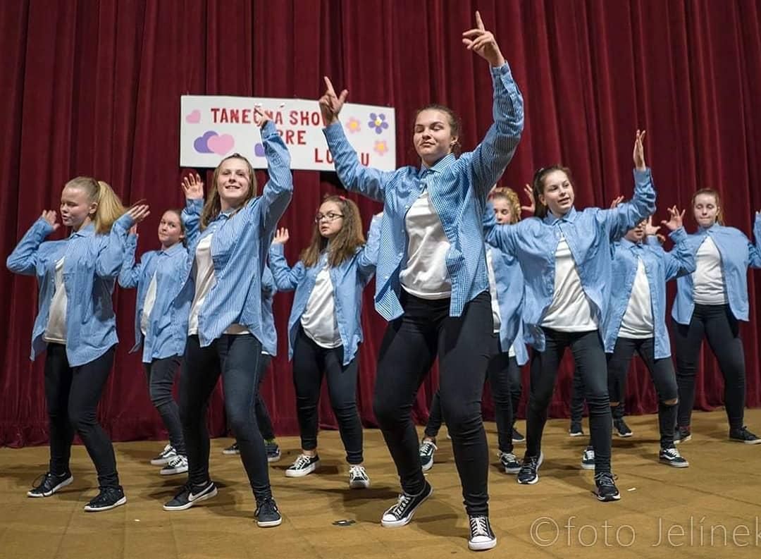 Vystúpenie na tanečnej show