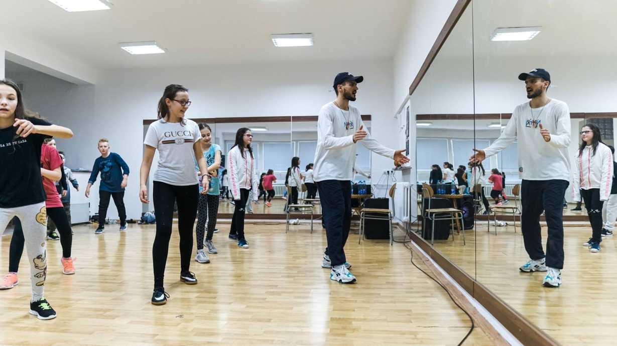 Tanečný workshop