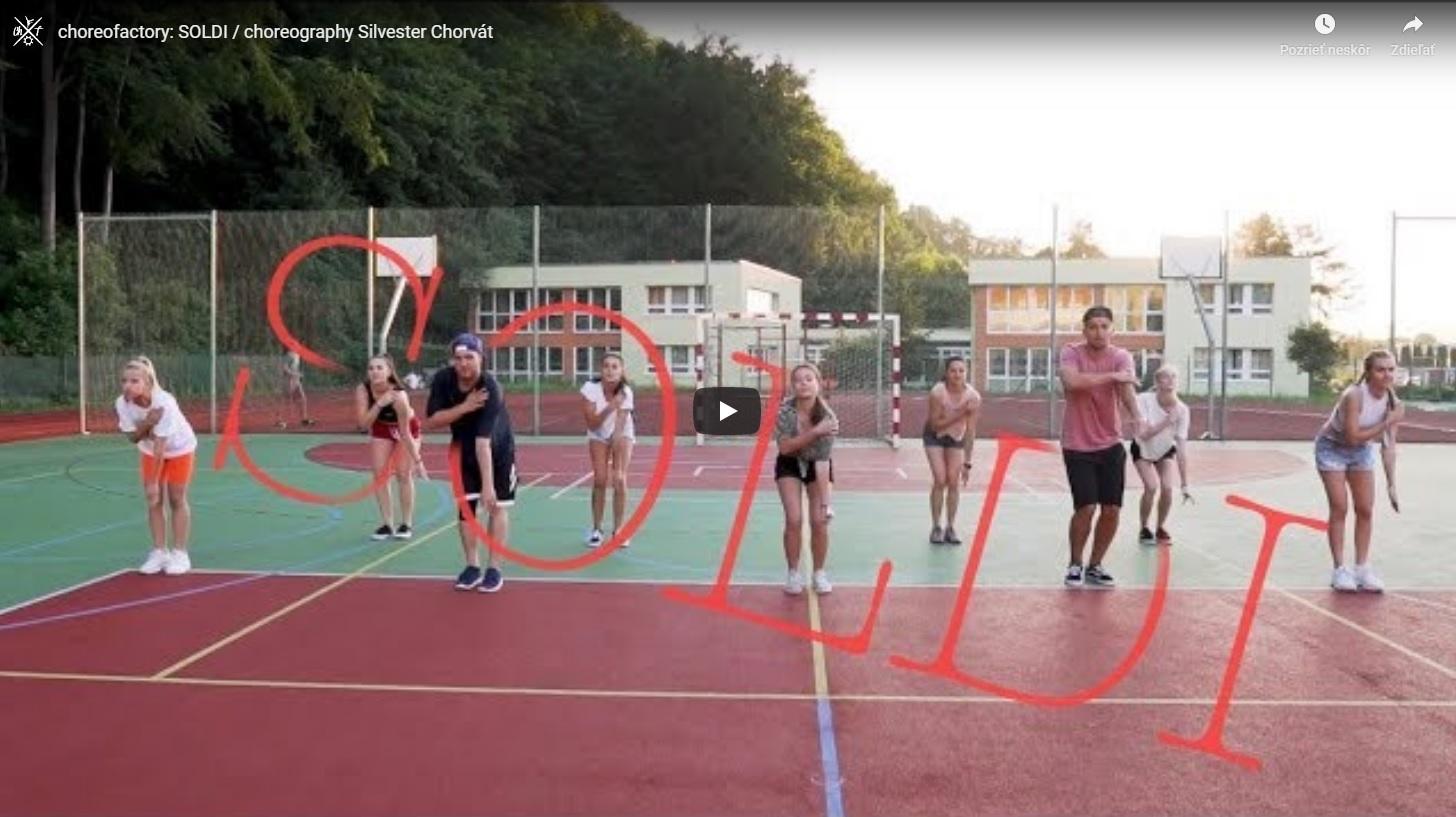 choreofactory: SOLDI / choreography Silvester Chorvát