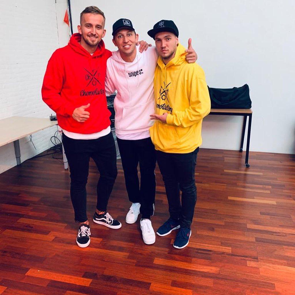 Matt Steffanina tour 2019